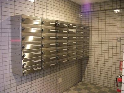 集合郵便受け