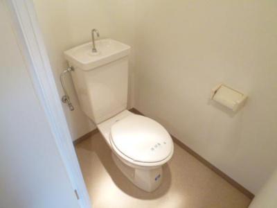 【トイレ】カルム白島