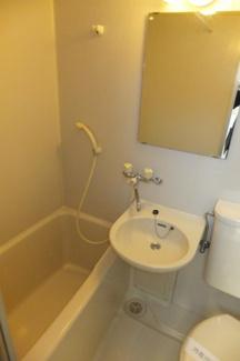 【浴室】メゾン武蔵野