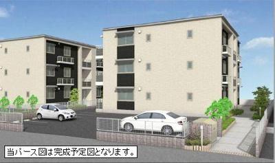 1LDK・2LDKファミリータイプ・全12世帯のマンション