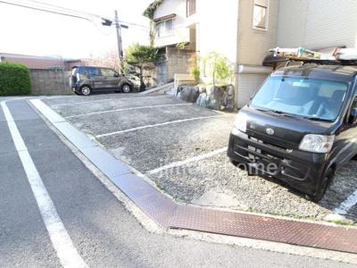【駐車場】石井マンション