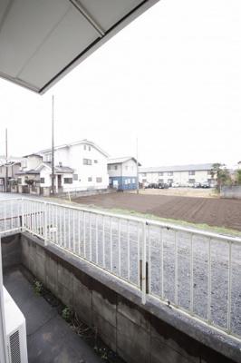 【バルコニー】サンハイツ渡辺