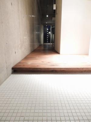 【玄関】SKTOWER心斎橋EAST