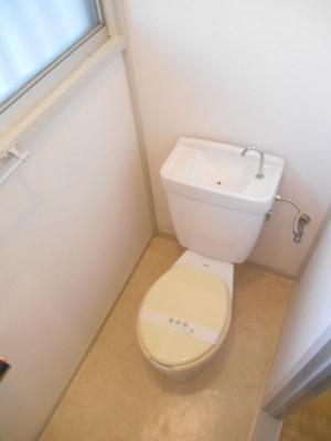 【トイレ】コーポしの