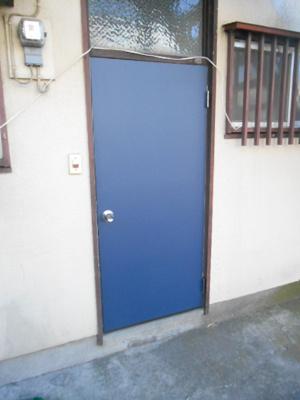 【玄関】コーポしの
