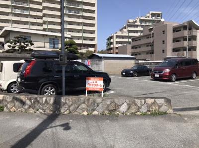 【外観】若竹町井田駐車場