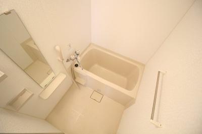 【浴室】クレアドル須磨Ⅱ