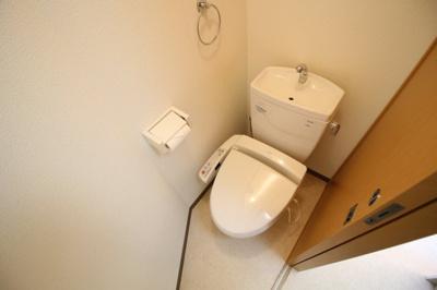 【トイレ】クレアドル須磨Ⅱ
