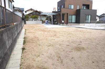【外観】山北分譲地 66坪(C号地)