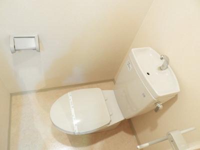 【トイレ】プレサンス東本町VOl・2