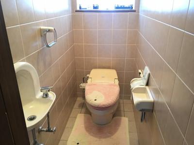 【トイレ】京丹波町 中古一戸建