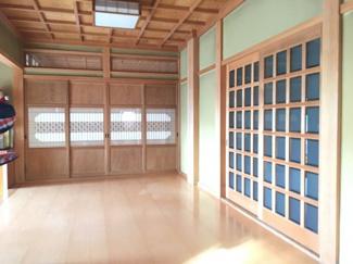 【玄関】京丹波町 中古一戸建