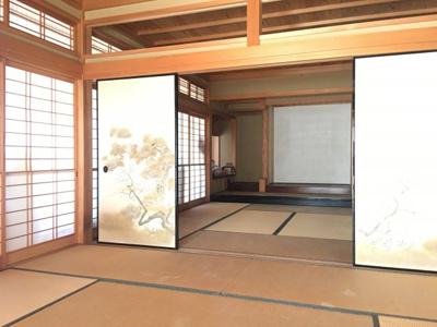 【和室】京丹波町 中古一戸建