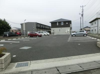 【駐車場】パルハウス