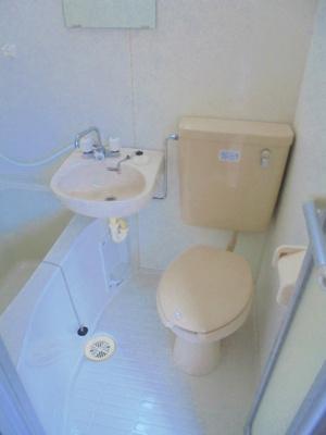 【トイレ】コーポ正和
