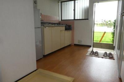 【キッチン】茶屋町エビスコーポ