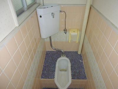 【トイレ】中島店舗(1407-7)