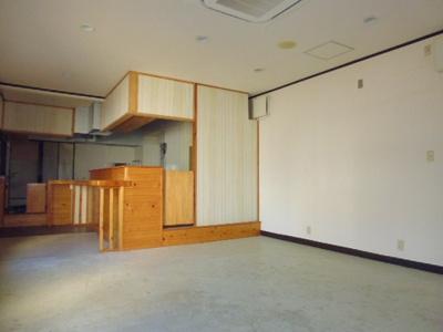 【内装】中島店舗(1407-7)