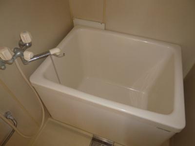 【浴室】プレジール中野屋B