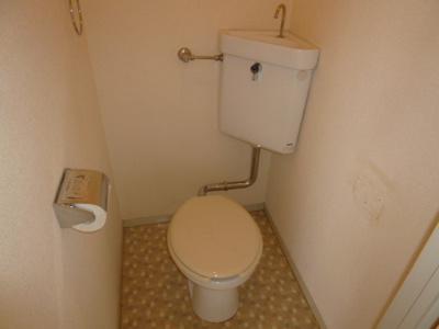 【トイレ】プレジール中野屋B