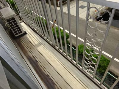 【玄関】プレジール中野屋A