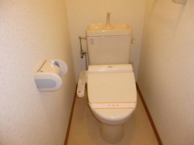 【トイレ】ファミーユK・A・YⅡ