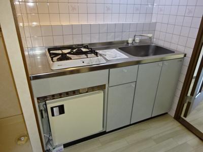 【キッチン】エステート山下