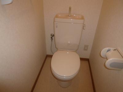 【トイレ】アグレアブルメゾンⅡ