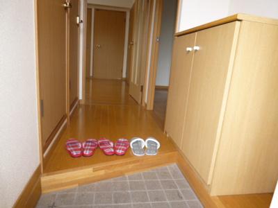 【玄関】アグレアブルメゾンⅡ