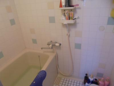 【浴室】ニュー大阪ハイツ