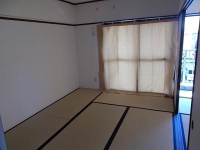 【寝室】レジデンス井上