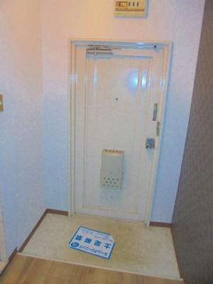 【玄関】グリーンガーデン白鷺