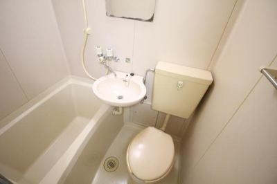 【浴室】マリート富浜Ⅱ