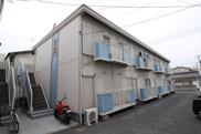 岡山市北区富田のアパートの画像