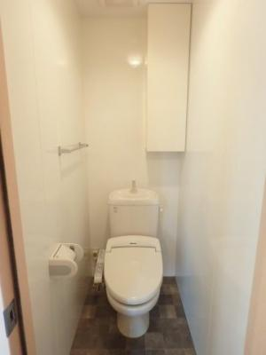 【トイレ】リビングタウン豊成