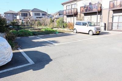 【駐車場】サンクレールOGAWA