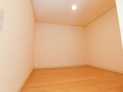 2階・ロフトからの景観です!天井が高く開放感のあるお部屋です☆