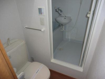 【トイレ】レオパレスSUNぽてと
