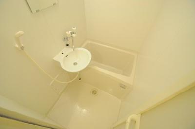 【浴室】レオパレスメゾンドマルジュン