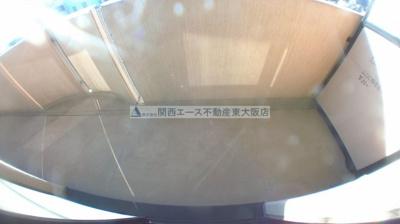 【バルコニー】パークサイドシャトー