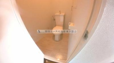 【トイレ】パークサイドシャトー