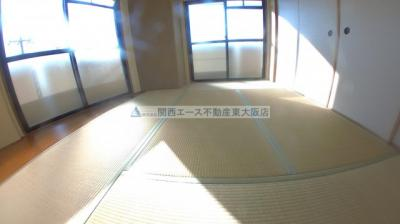 【和室】パークサイドシャトー