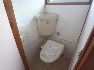 【トイレ】テラスハウス南中前