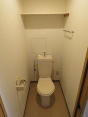 【トイレ】クレセントムーン
