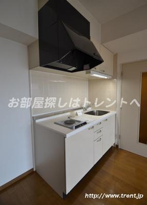 【キッチン】ヨシダビルディング01