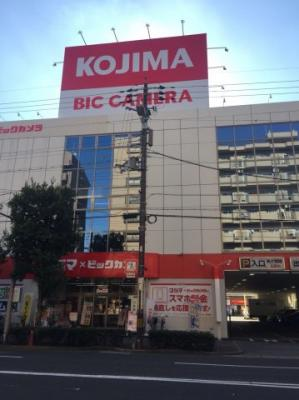 コジマ×ビックカメラ生野店