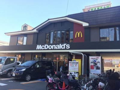 マクドナルド北巽店