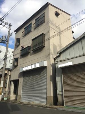 【外観】東大阪市渋川町2丁目 中古戸建 作業場付