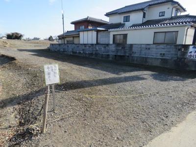 【外観】坂戸市赤尾土地