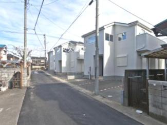 第三者機関による、住宅性能評価付です。 施工例